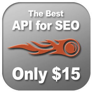 SEMrush's $15 API is killer in Google Sheets!